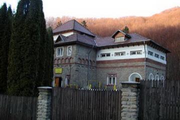 Jagdhaus von Romsilva bei Olanesti<small>&copy H. R.</small>