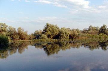Landschaftsimpression Donaudelta<small>&copy H.R.</small>