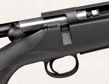Drei-Stellungssicherung<small>&copy Mauser</small>