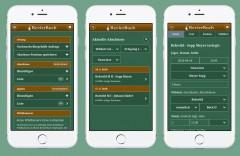 RevierBuch 1.5 - Großreviere, neue App und Abschuss-Vermarktung