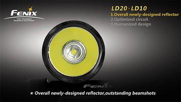 neuer Reflektor<small>&copy Fenix</small>