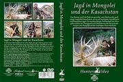 Jagd in Mongolei und der Kasachstan