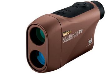 Nikon® RifleHunter Laser 550 Laser Entfernungsmesser