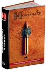 Hornady Handbook of Cartridge Reloading 8 Edition