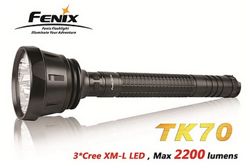 Fenix TK70 Triple XM-L T6 LED Suchscheinwerfer