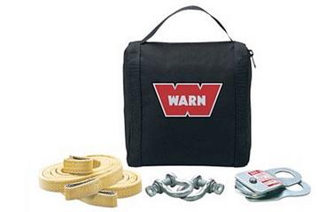 Warn Winden Zubehör-Set mit Tasche