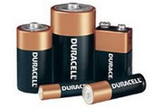 Batterien Duracel & Varta & BatteryPower