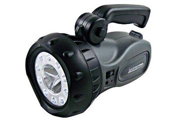 LED Akku Suchscheinwerfer