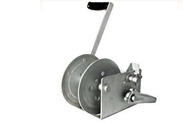 Handwinde mit zwei Gängen - 1.134 kg