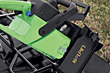 Kolpin ATV/Quad Kettensäge-Transporthalterungtasche