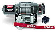 Warn® Vantage 3000 Seilwinde