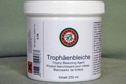 Trophäenbleiche in Pulverform