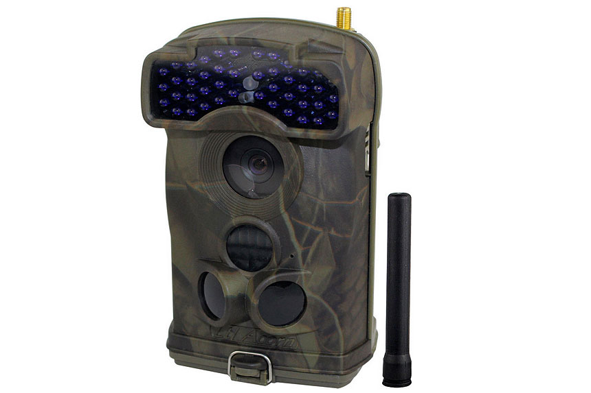 LTL Acorn 6310 WMG schwarze LED Weitwinkel Wildkamera mit MMS/GPRS Funktion