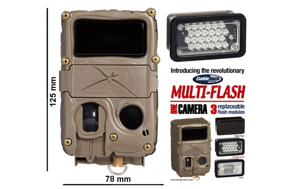 Cuddeback® C123 Trible Flash Bundle 20 MP - Wildkamera