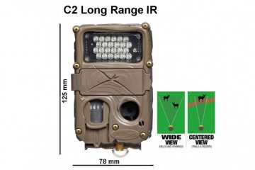 Cuddeback® C2 Long Range IR 20 MP - Wildkamera