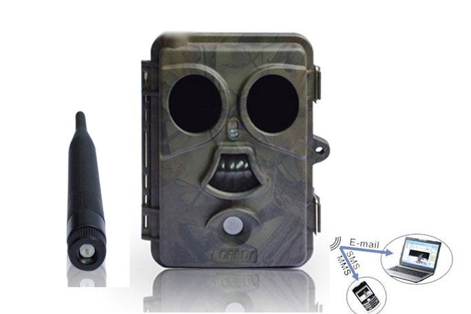 Loreda L510G Plus Wildkamera mit MMS/GPRS Funktion