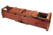 Holzkastenfalle extra ca. 118x26x26 cm