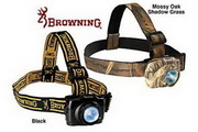 "Browning® Stirnlampe ""Black Ice 1-Watt LED"""