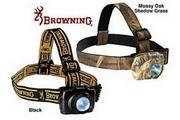 "Browning® Stirnlampe ""Black Ice 1-Watt LED"""