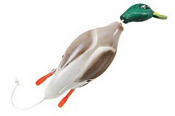 Dead Fowl Dummy - Stockente