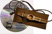 Original Weisskirchen Edelholz-Universal- Mundblatter