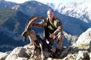 Jagd auf Steinbock-Bezoar in der Türkei