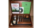 Weisskirchen Lockjagd-Set in schöner Holzkassette