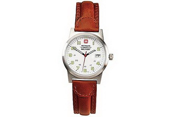 Wenger® Swiss Military Classic Field Armbanduhr für Herren