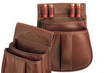 Edle Leder-Patronen Gürteltasche von Galco ®
