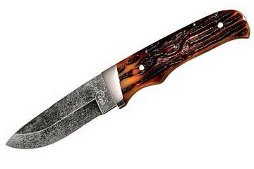 Bear & Son Damascus Jagdmesser