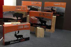 IWA news 2014: BLASER CDC bleifreies Jagdgeschoss