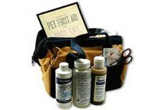 Was gehört in einen Erste-Hilfe-Kasten für unsere Hunde?