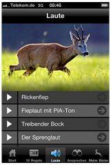 Jagd App: Bockjagd-Trainer mit Erich Marek
