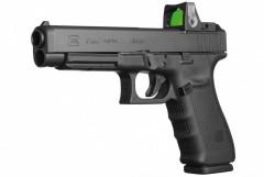 IWA news: Die neuen GLOCK Gen4 Pistolenmodelle in MOS Konfiguration