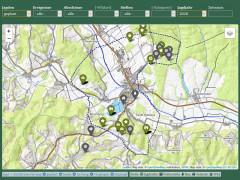 RevierBuch 2.3 - Übersichtskarte, JIS Online Synchronisierung und App Notifikationen