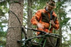 Besser Jagen mit Kletterbaumsitz