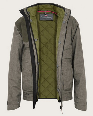Combination Shooting Jacket - 3 in 1<small>© Toomer Bros</small>