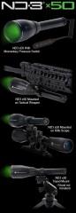 Laser Designator ND-3 x50