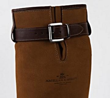 Schaftabschluss<small>© Magellan & Mulloy</small>