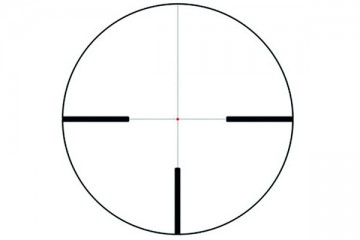 Absehen 4-Dot