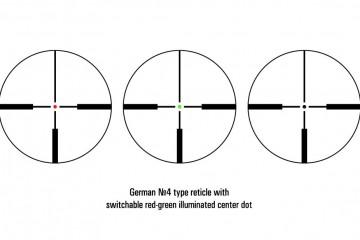 Absehen 4<small>&copy Bering Optics</small>