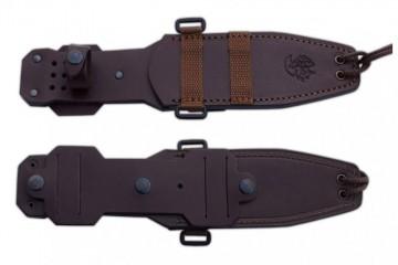 Lederscheide<small>© J&V Adventure Knives</small>