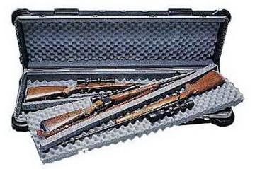 SKB Waffenkoffer für 4 Langwaffen inkl. Transportrollen