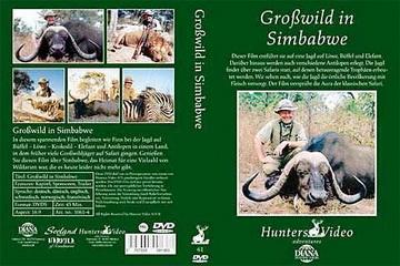 Großwild in Zimbabwe