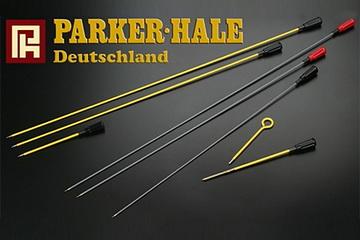 Parker Hale Putzstöcke einteilig