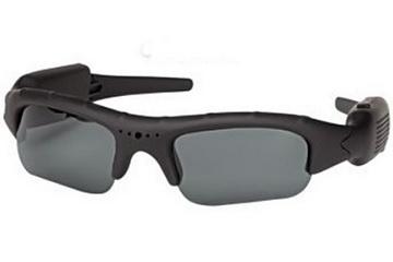 i-Kam-Xtreme Sonnenbrille mit HD-Kamera