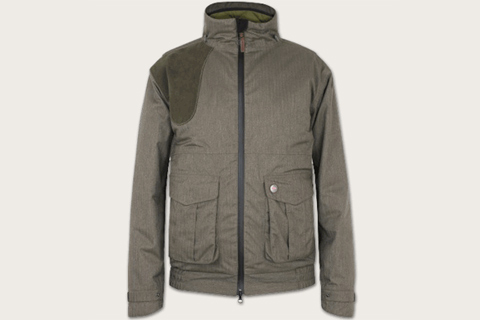 Toomer Bros Shooting Jacket - Outer Jacket