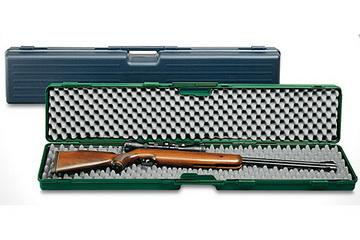 Negrini Waffenkoffer - Büchse mit Zielfernrohr