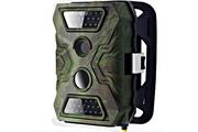 HD Wildkamera 12 MP schwarz Blitz Infrarot - extreme Reichweite