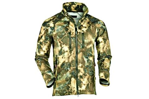 Softshelljacke BETHEL 2 Camouflage von X JAGD
